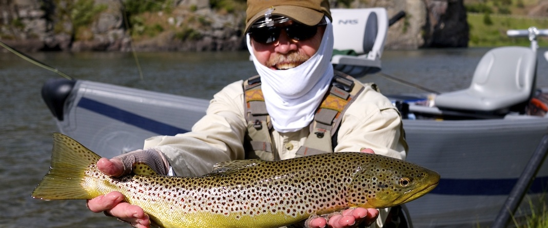 Missouri River Fall Fishing
