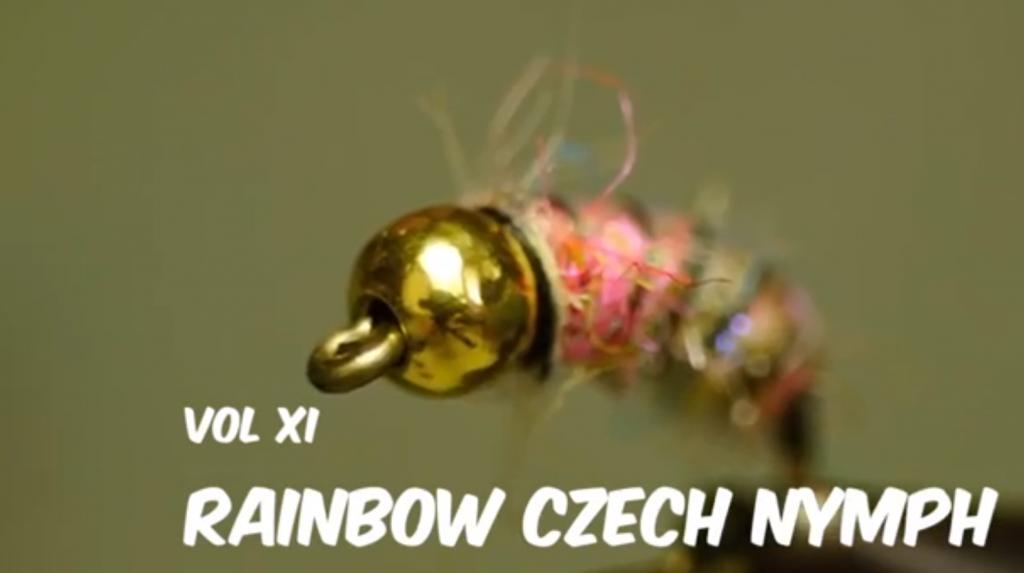 Tying the Rainbow Czech Nymph