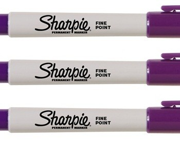 Purple Trout Flies