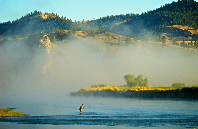 Missouri River Fly Fishing
