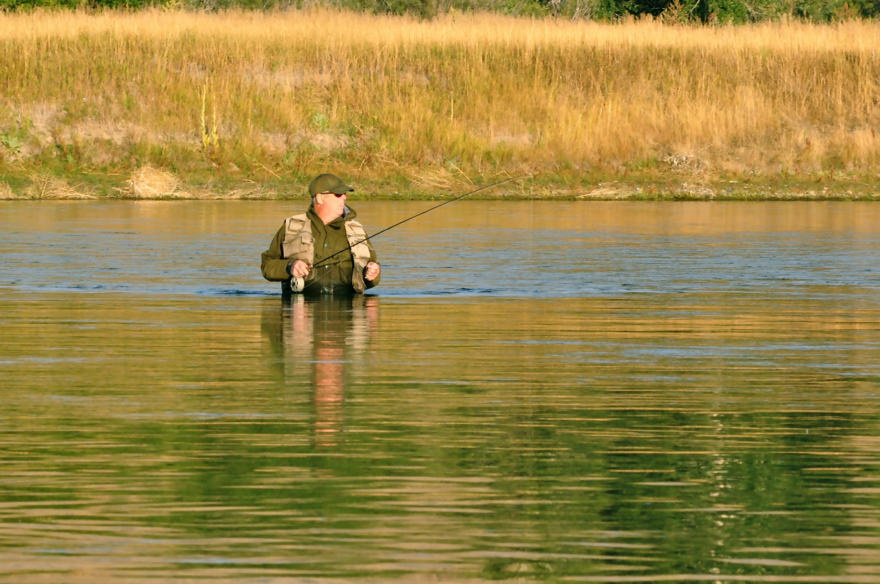 Missouri river montana fly fishing report for Montana fly fishing report