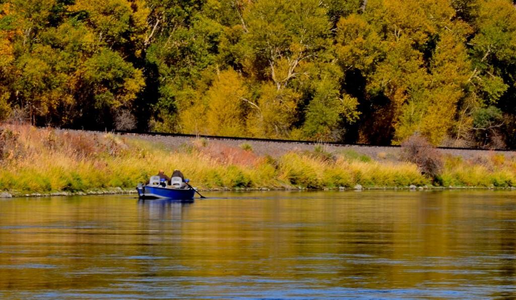 Missouri River Fishing Report