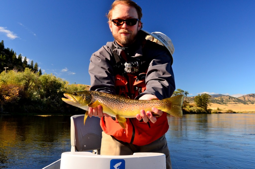 Missouri river montana fishing report 10 for Montana fly fishing report