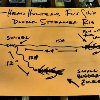 Headhunters Streamer Rig
