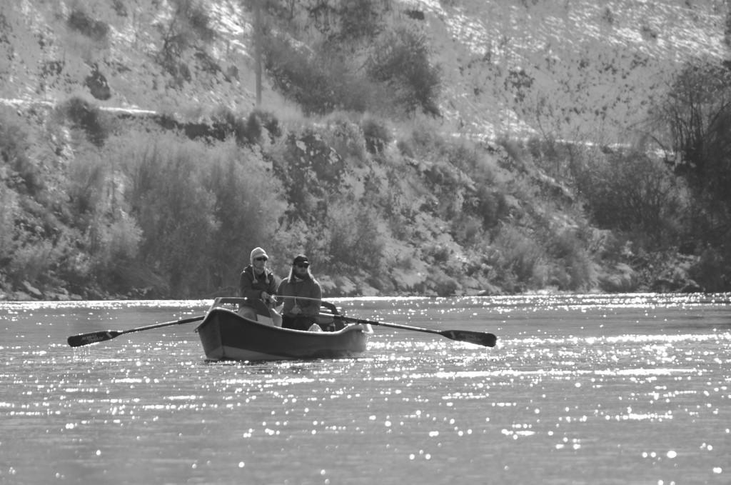 Missouri river montana fishing report for Fishing in november