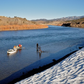 Essentials for Deep Winter Fly Fishing