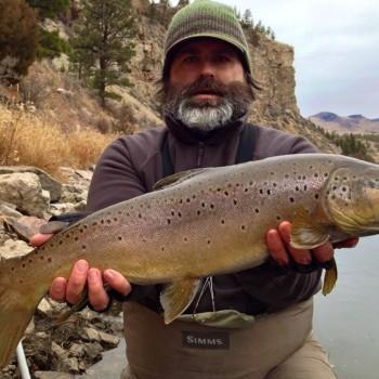 Missouri River Big Trout