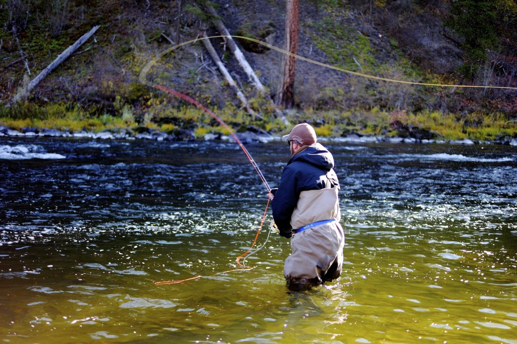 Grande Ronde Spey Fishing