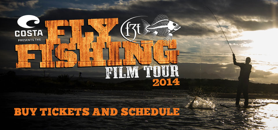 Fly Fishing Film Tour 2014 Helena