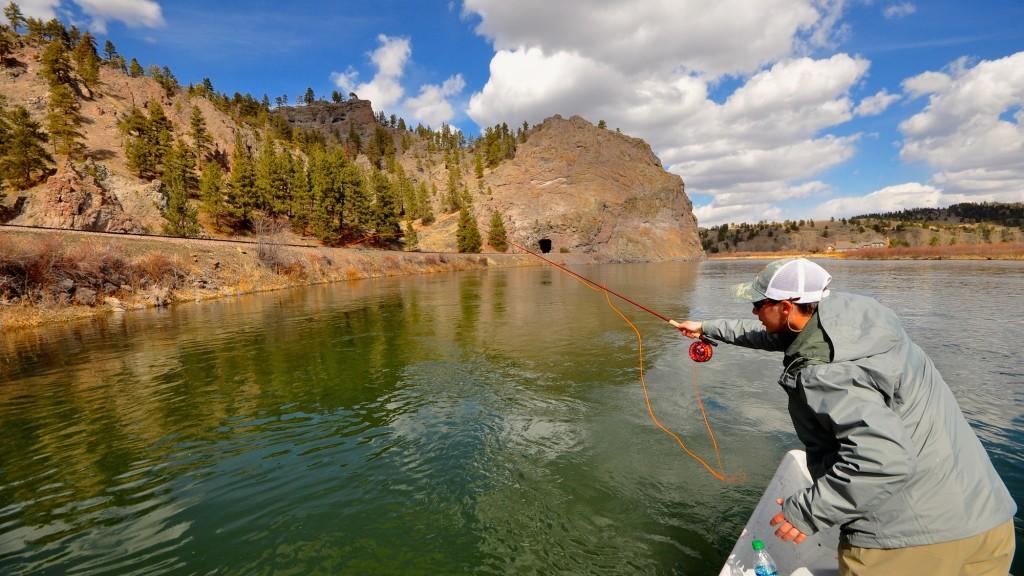 Friday Foto Missouri river Spring Edition