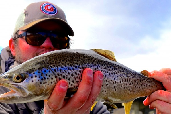 Missouri River Monday Fishing Report