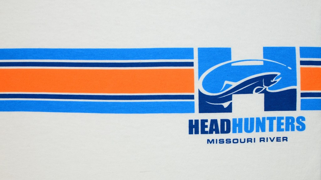 Headhunters Fly Shop Logo Wear Rocks!