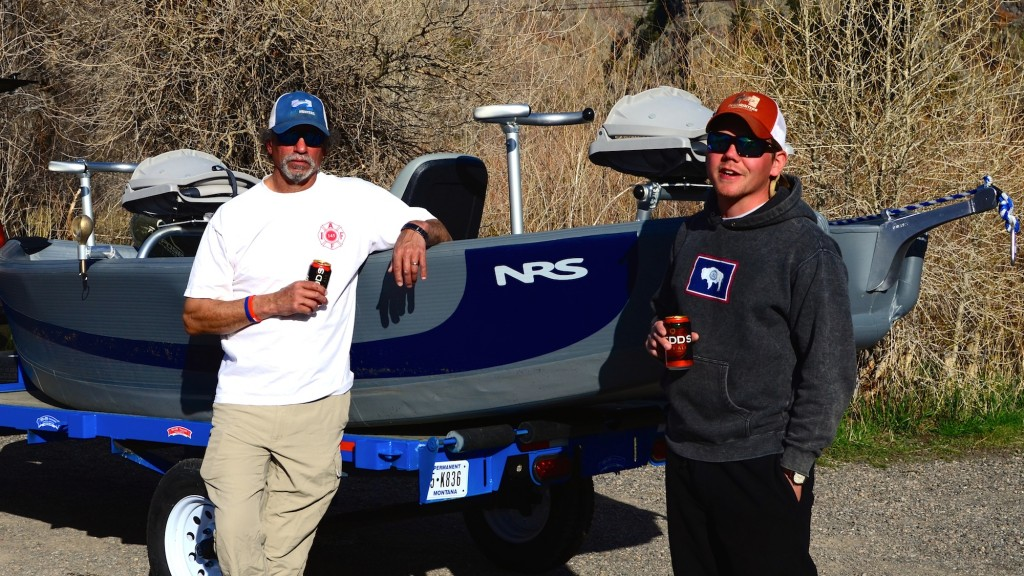 Missouri River Montana Fishing Report 5.3.14