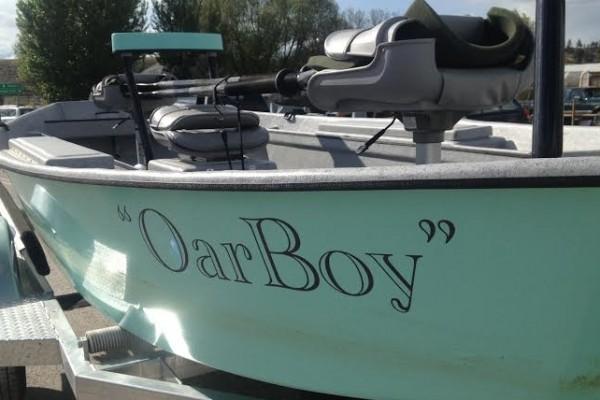 """New Boat Smell """"Oar Boy"""""""