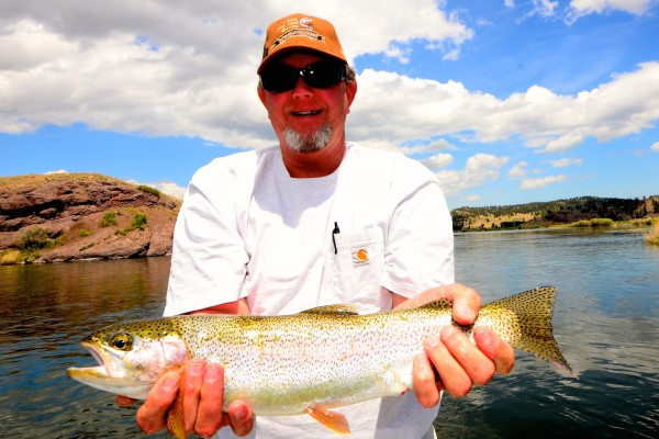 Missouri River June Flies