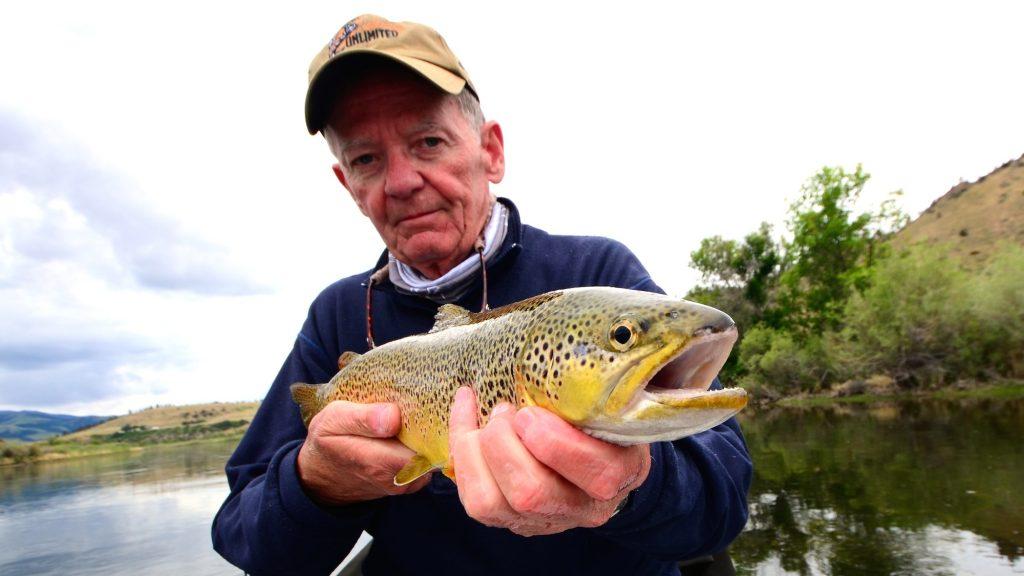 Missouri River PMD Fishing Report