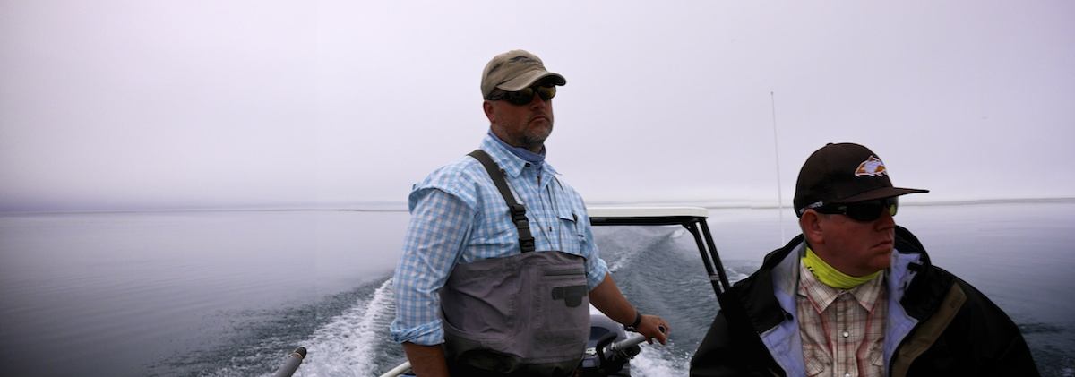 Beaver Island Carp Fishing