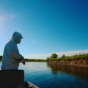 Missouri river montana fly fishing report for Best fishing in missouri