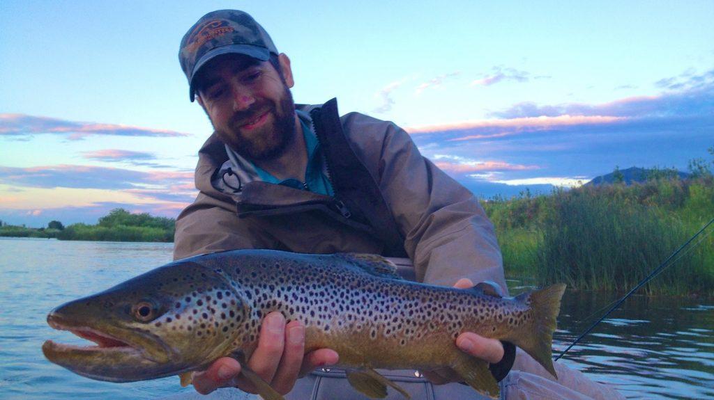 Missouri river montana fishing report july 17th 2014 for Montana fly fishing report