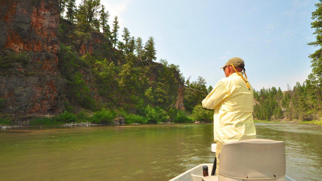 Blackfoot River Update