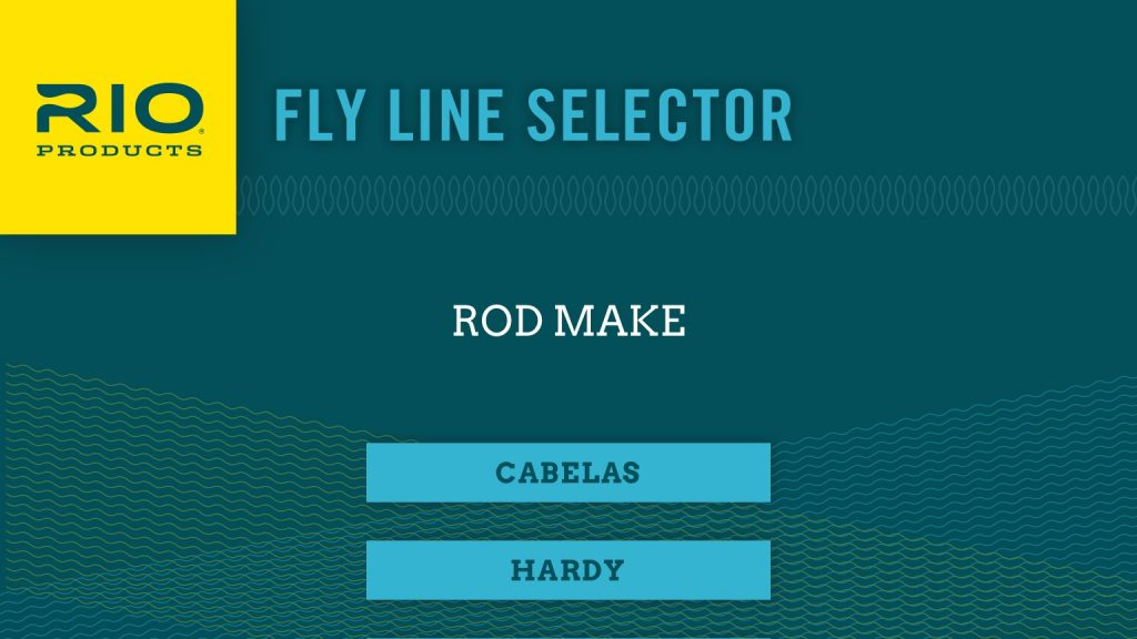 RIO Line Selector App for your IOS or Apple