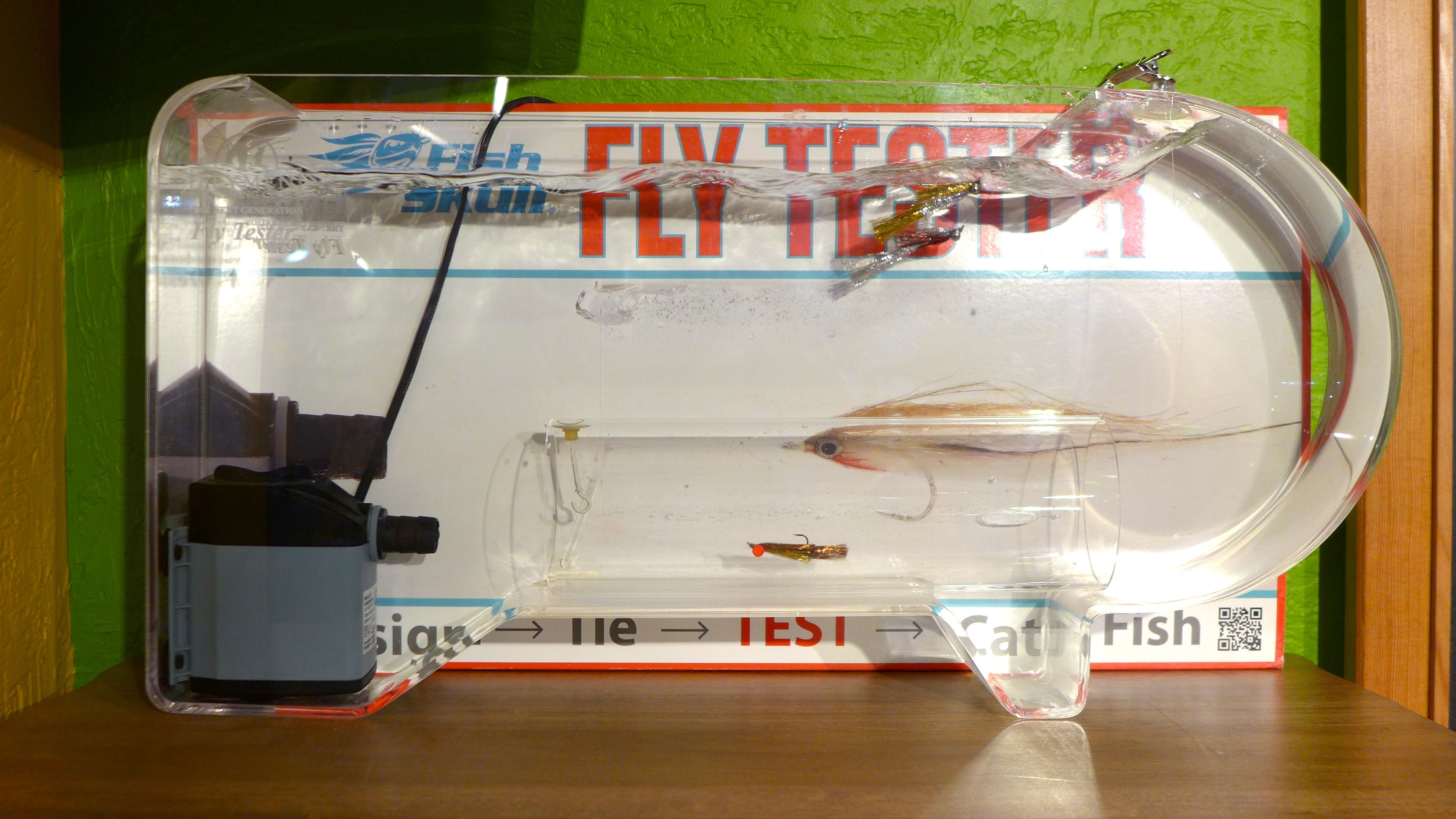 Fly Tester by Flymen Fishing Co. - Headhunters Fly Shop