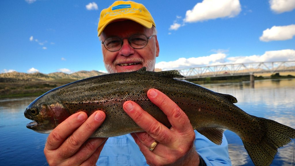 Missouri river early september fishing report for Missouri fishing report