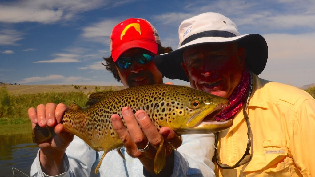 Missouri River September Fly Fishing Facts