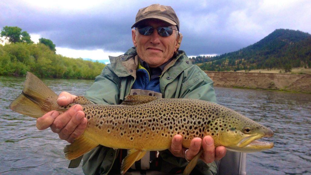 Missouri river blackfoot river fishing reports 9 for Missouri river fly fishing