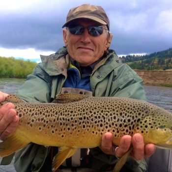 Missouri River & Blackfoot River Fishing Reports