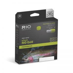Intouch Rio Gold Fly Line