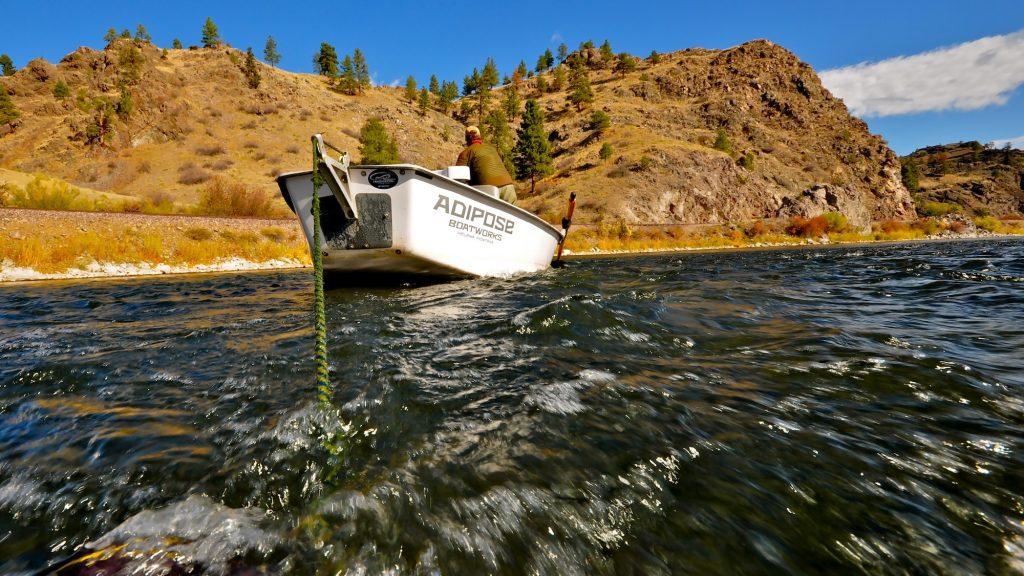 Missouri RIver Montana Weekend Fishing Report