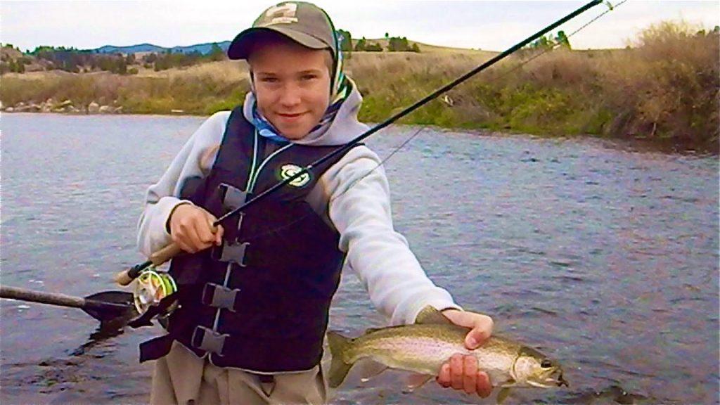 Future Fly Fisherman Konner