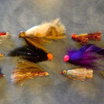 10 Missouri River November Streamers