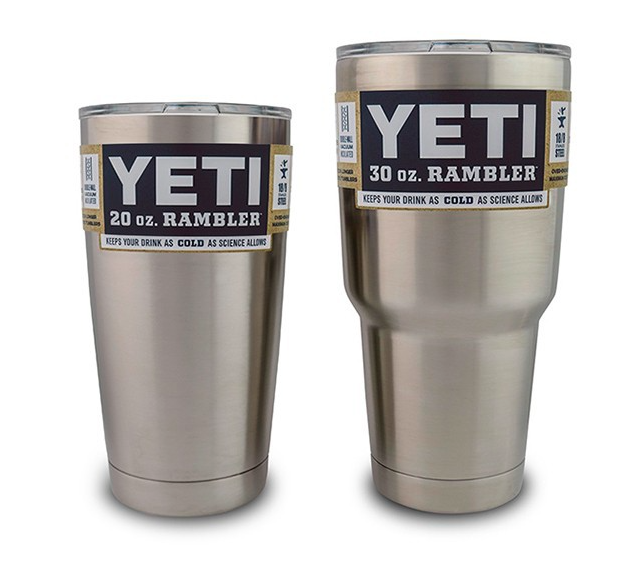 YETI Rambler vs. Tervis Tumbler Test and Review