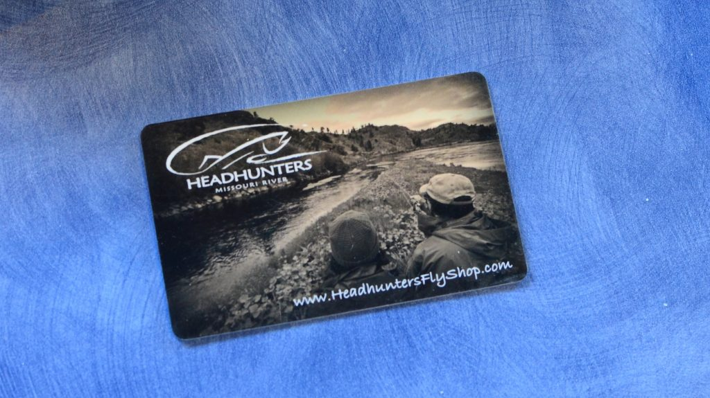 Headhunters Fly Shop Gift Card