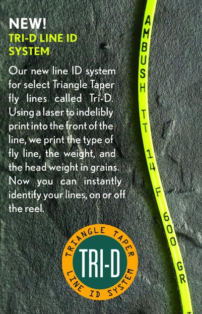 Ambush Fly Line