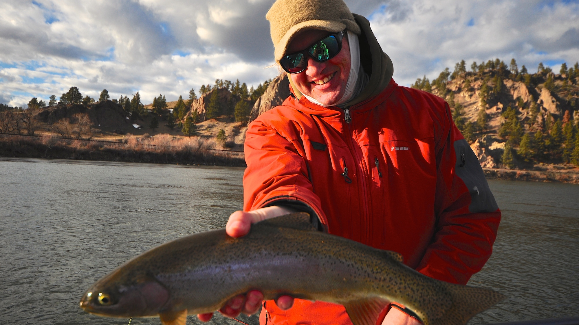 Headhunters Fly Shop Missouri River Fishing Report