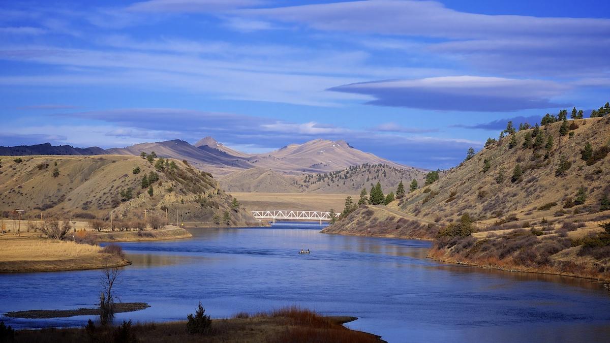 Winter Fly Fishing Montana