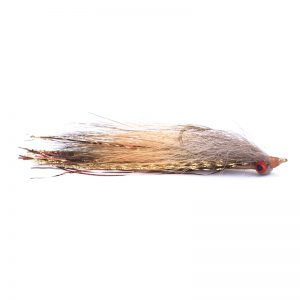 Clouser Minnow Foxee Red