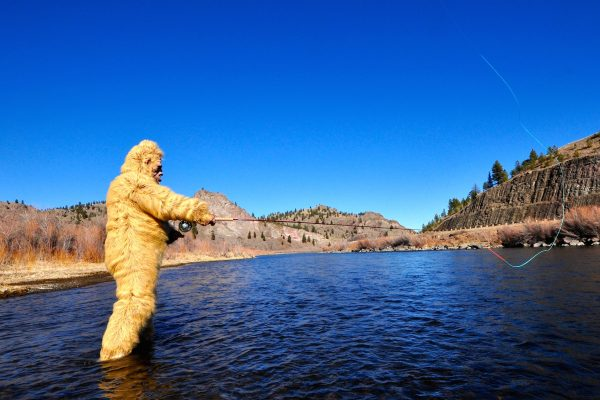 Bigfoot is a Speycaster