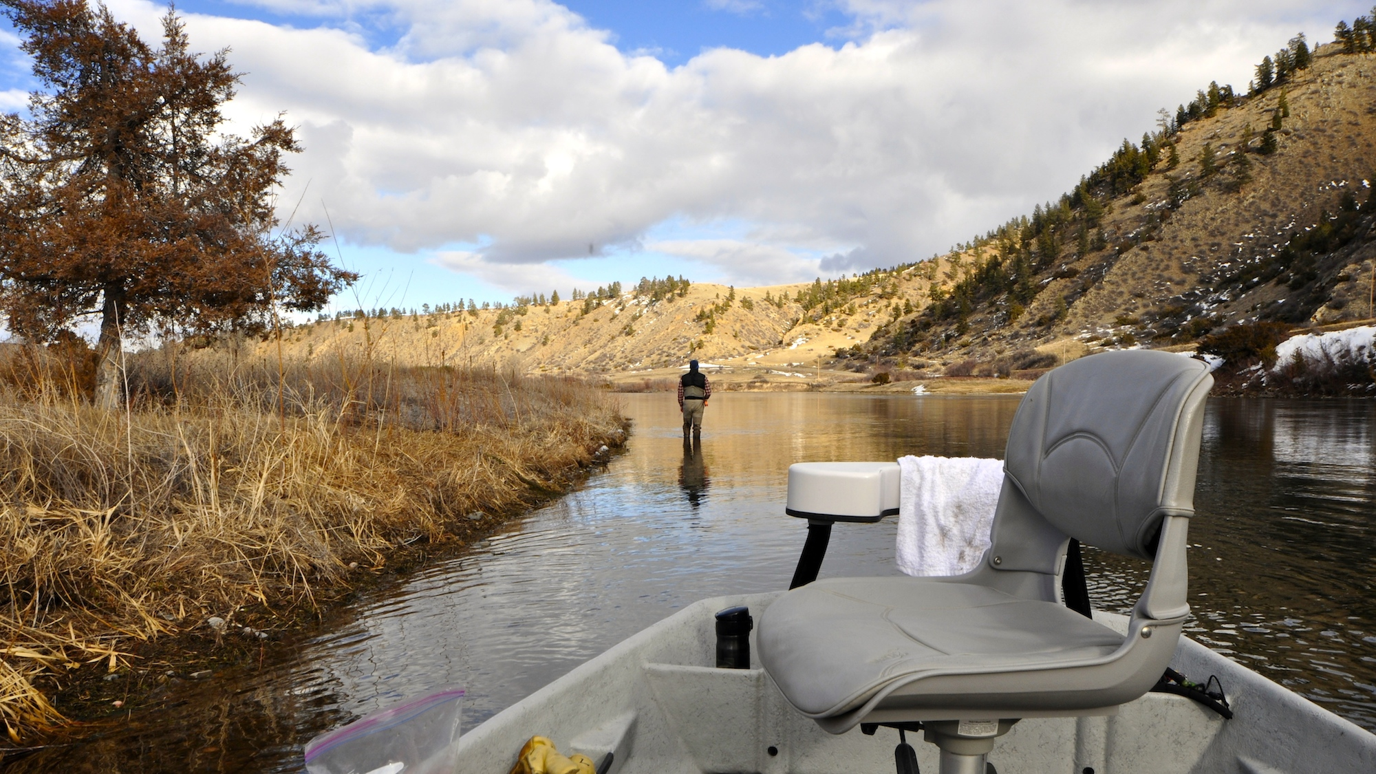 Missouri River Montana Fishing Report 3.5.15