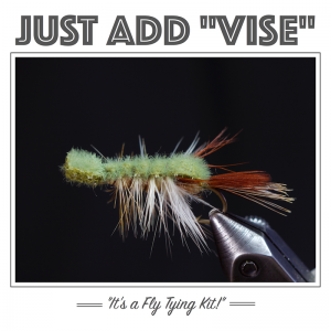 Crawdad fly tying kits