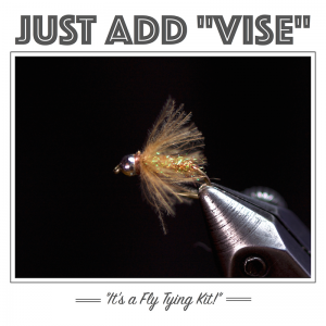 Tungsten dart fly