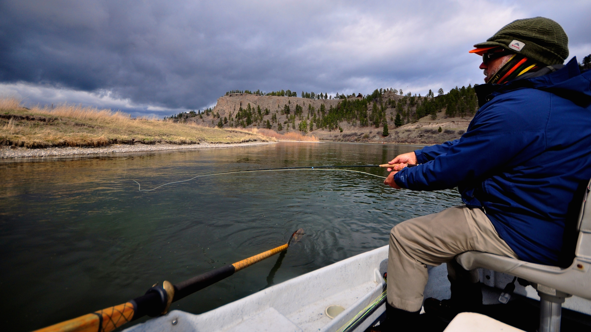 Headhunters baetis week dry fly love headhunters fly shop for Seattle fly fishing shops