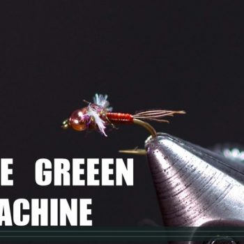 Fly Tying Friday Little Green Machine Just Add Vise Kits