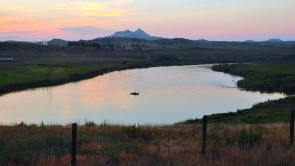 Missouri River Montana Fishing Report 5.28.15