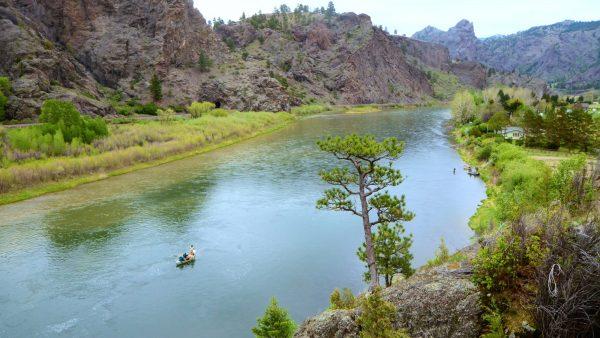 Missouri River Montana Holiday Fishing Report 5.23.15