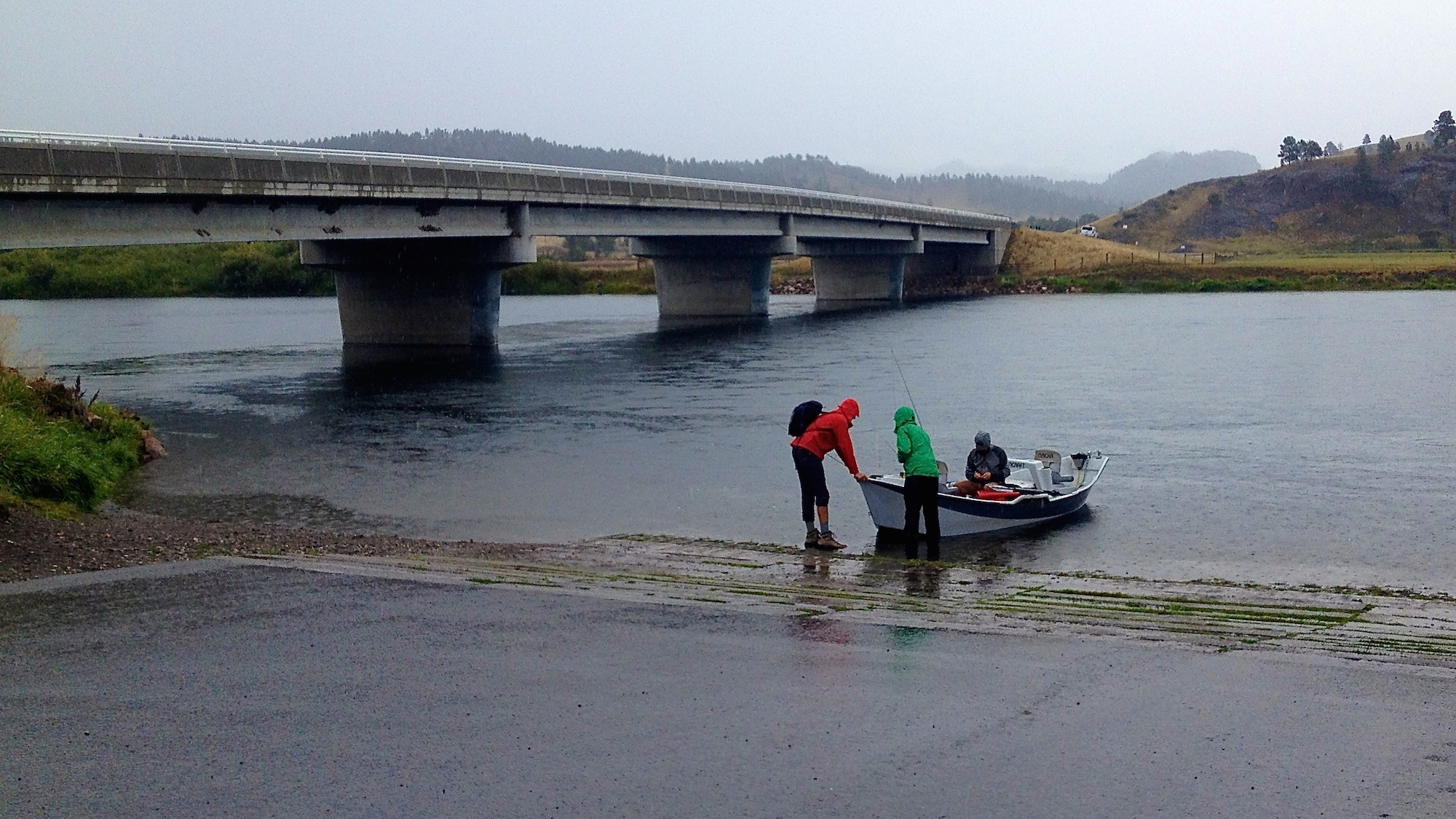 Montana Made Weekend for Missouri River Anglers