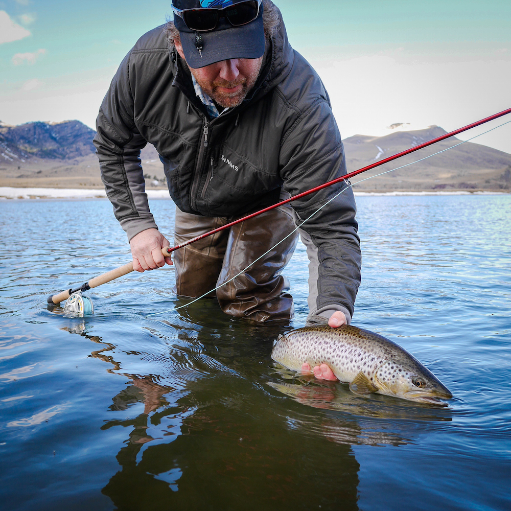 John Arnold Headhunters Spey Fishing